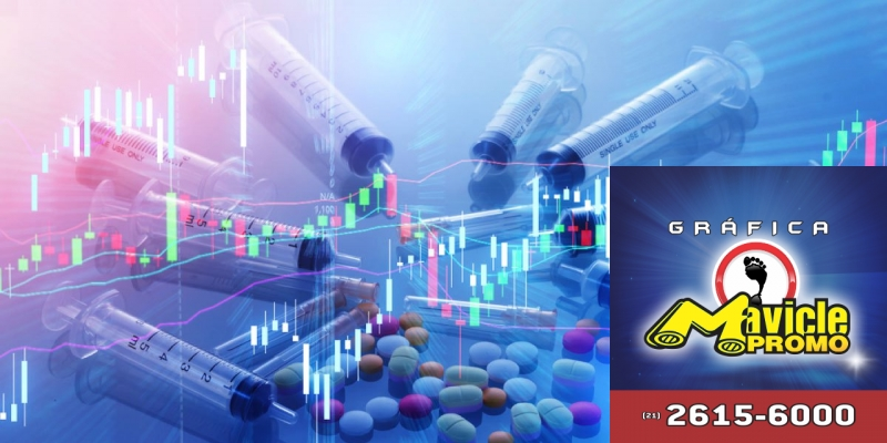 A indústria farmacêutica tem alta de 10% no primeiro semestre de 2018   Guia da Farmácia   Imã de geladeira e Gráfica Mavicle Promo