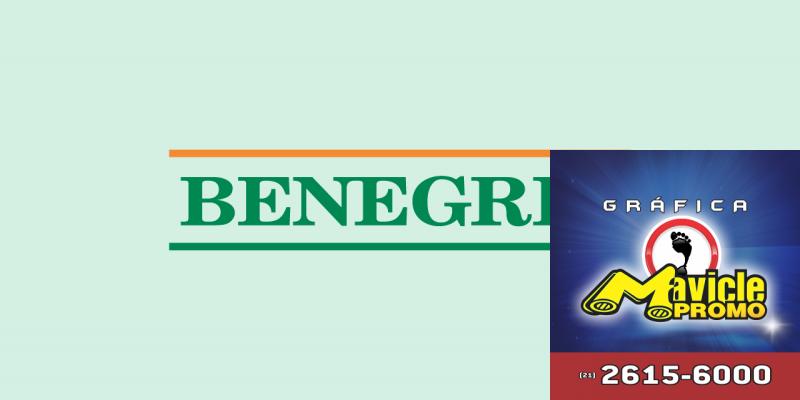 Benegrip faz campanha solidária com a venda de meias   Guia da Farmácia   Imã de geladeira e Gráfica Mavicle Promo