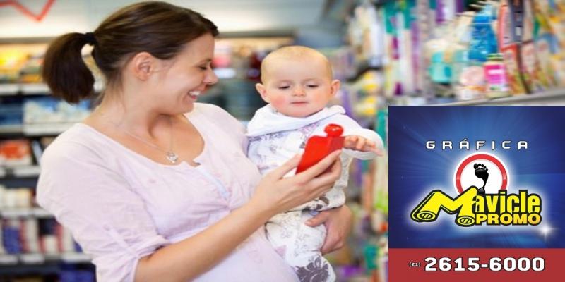Crescem as vendas de produtos de higiene e beleza para crianças   Imã de geladeira e Gráfica Mavicle Promo