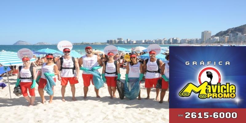 Drogarias Pacheco promove ação para limpar praias cariocas   ASCOFERJ