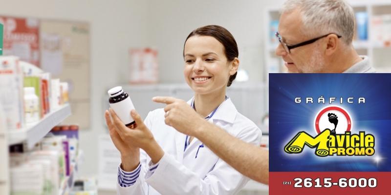 Extrafarma faz programação especial para o Dia do idoso   Guia da Farmácia   Imã de geladeira e Gráfica Mavicle Promo