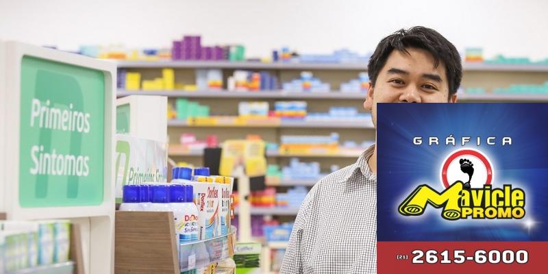 Farmácias Nissei anuncia novas lojas e abre espaços   Guia da Farmácia   Imã de geladeira e Gráfica Mavicle Promo