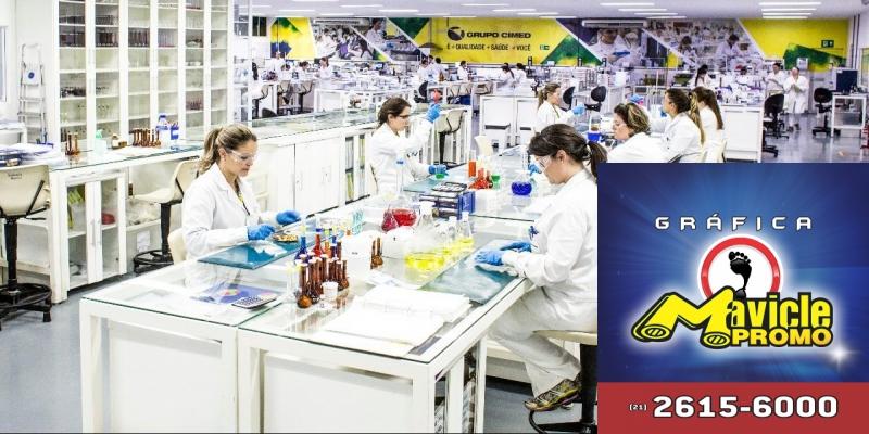 Grupo Cimed anuncia nova fábrica em Pouso Alegre   Guia da Farmácia   Imã de geladeira e Gráfica Mavicle Promo