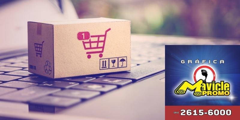75% dos consumidores querem frete grátis em e commerce   Imã de geladeira e Gráfica Mavicle Promo