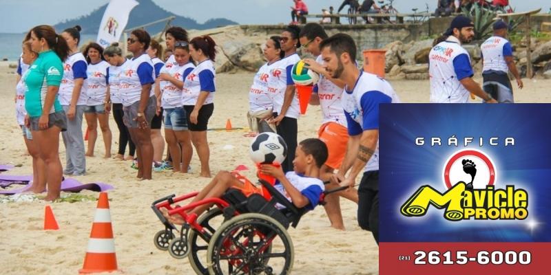 Festival da Diversidade Superar promove a inclusão social por meio do surf   Imã de geladeira e Gráfica Mavicle Promo