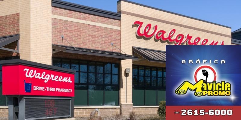 Google e Walgreens se unem para projetos na área da saúde   Imã de geladeira e Gráfica Mavicle Promo