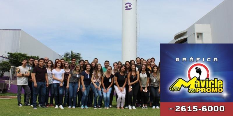 Programa de Estágios da Prati Donaduzzi recebe a nova classe   Imã de geladeira e Gráfica Mavicle Promo