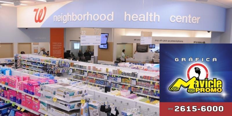Walgreens adota a tecnologia móvel para melhorar a experiência de compras   Imã de geladeira e Gráfica Mavicle Promo