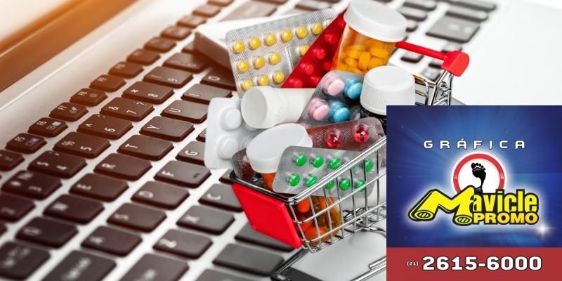 A venda de medicamentos online cresce 62% em 2018   Guia da Farmácia   Imã de geladeira e Gráfica Mavicle Promo