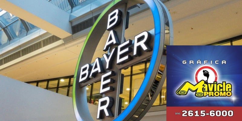 As vendas do grupo Bayer crescer 4,5% em 2018   Guia da Farmácia   Imã de geladeira e Gráfica Mavicle Promo
