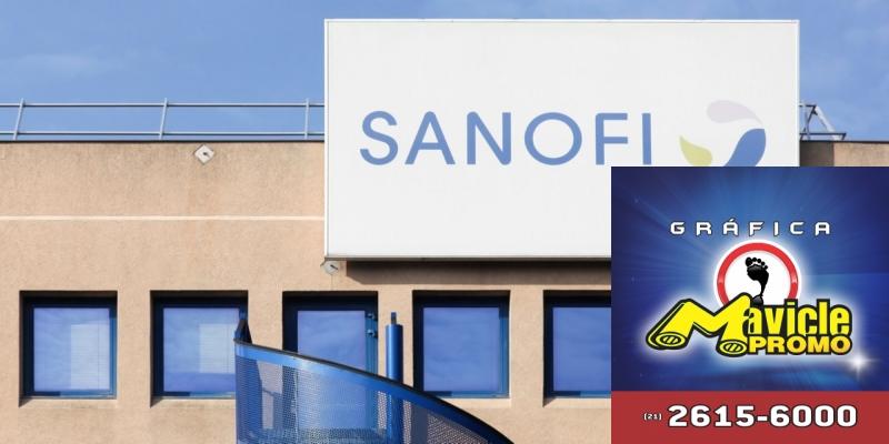 Brasil impulsiona vendas de isentos de prescrição em Sanofi   Imã de geladeira e Gráfica Mavicle Promo