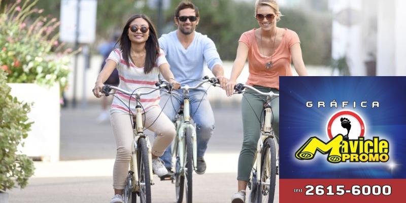 Droga Raia e Drogasil serão pontos de entrega e recolha de bicicletas   Imã de geladeira e Gráfica Mavicle Promo