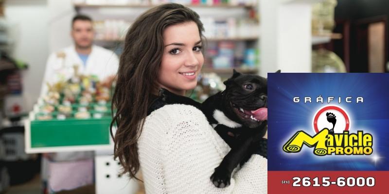 Pague Menos passa a oferecer produtos animais, em farmácias de Fortaleza   Imã de geladeira e Gráfica Mavicle Promo