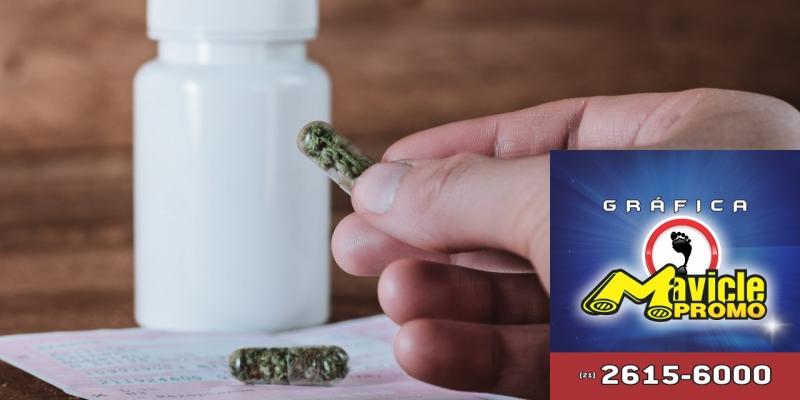 A justiça determina a inclusão de medicamentos à base de canabidiol em SUAS   Imã de geladeira e Gráfica Mavicle Promo