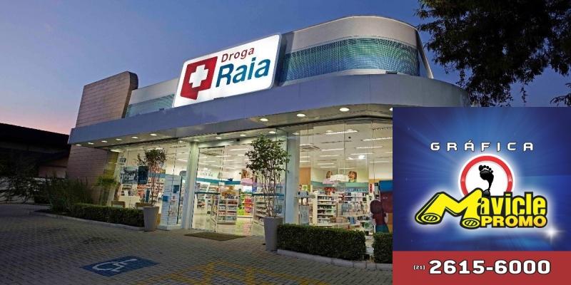 Raia Drogasil registra uma queda de 14% no lucro no primeiro trimestre   Imã de geladeira e Gráfica Mavicle Promo