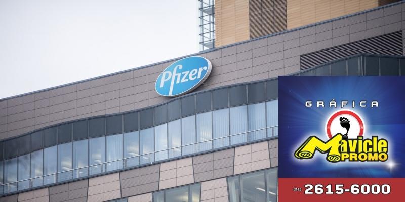 A Pfizer anunciou medicamento para tratar a colite ulcerosa   Imã de geladeira e Gráfica Mavicle Promo
