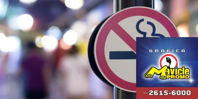 Dia Mundial de Luta Contra o Tabaco: conheça os riscos   Imã de geladeira e Gráfica Mavicle Promo