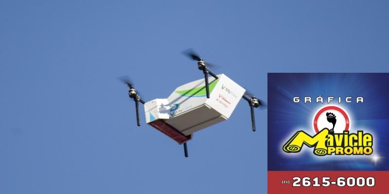 entrega com drone 1