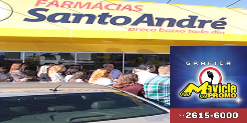 Farmácia santo André cresce em Gaspar (SC)