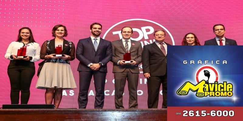 Farmácias São João recebe o prêmio Top of Mind 2019