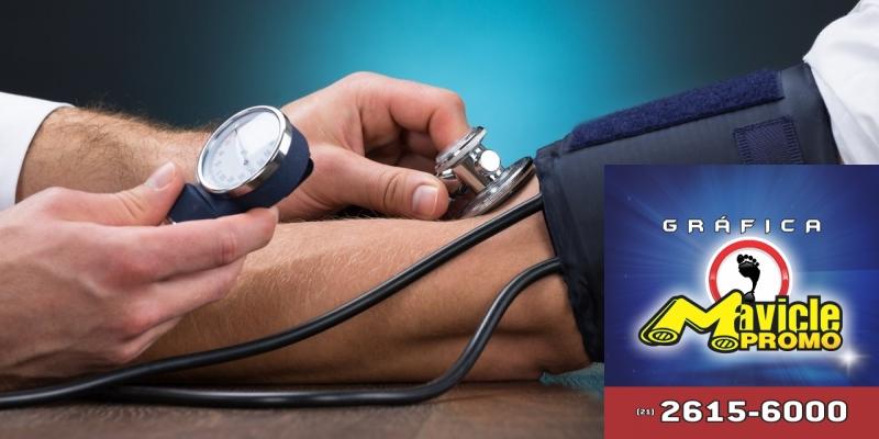 Pesquisa Vigitel: hipertensão arterial é diagnosticada em 24,7% dos brasileiros   Imã de geladeira e Gráfica Mavicle Promo