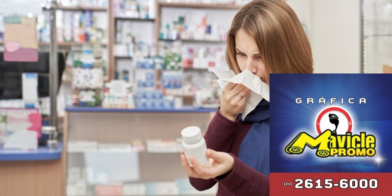 Potencialize as vendas da temporada de MIPs para os resfriados e a gripe   Imã de geladeira e Gráfica Mavicle Promo