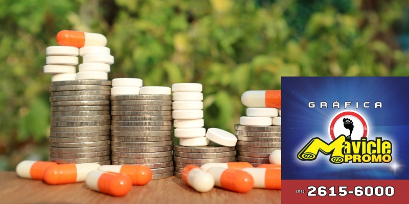 Substituição tributária no setor farmacêutico: discussões continuam dia 30   Imã de geladeira e Gráfica Mavicle Promo