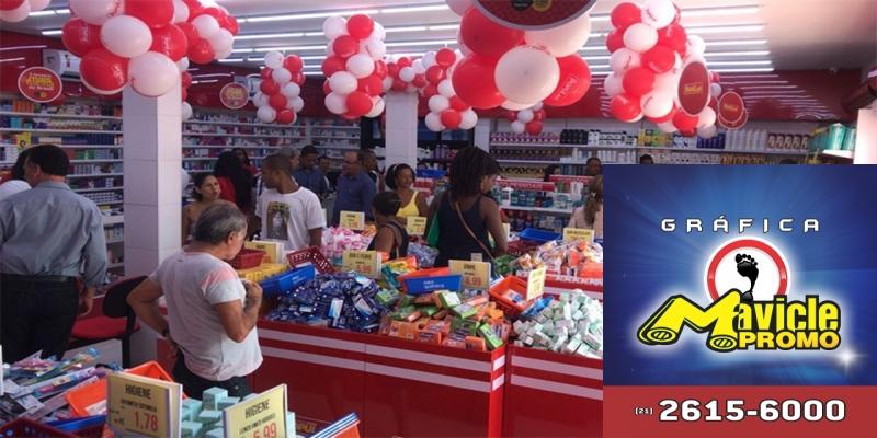 Farmarcas atinge a marca de 1.000 lojas em sete anos   Imã de geladeira e Gráfica Mavicle Promo