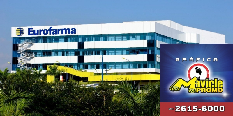 Oportunidade para farmacêuticos: Eurofarma tem vagas abertas   Imã de geladeira e Gráfica Mavicle Promo