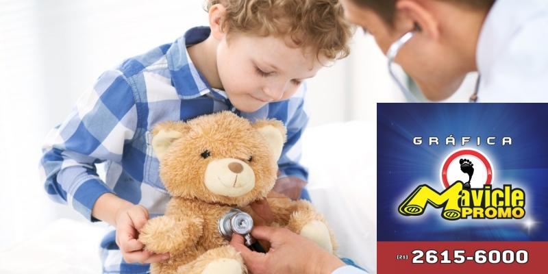 Saúde da criança: Pfizer, e o ACADÊMICO anunciam um estudo para responder às dúvidas   Imã de geladeira e Gráfica Mavicle Promo