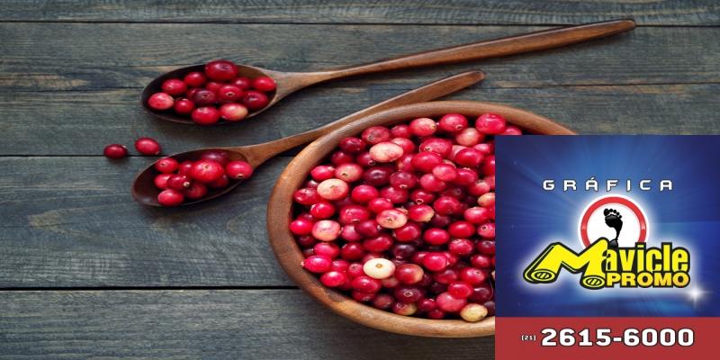 cranberry para que serve beneficios e como utilizar