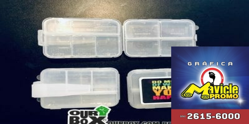 porta comprimidos drogasil semanal clip ima ourbox